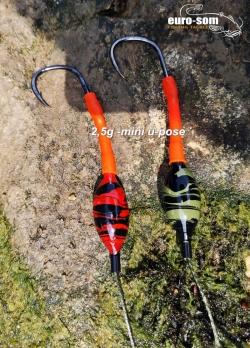 Подводный поплавок euro-som 2,5 Gramm