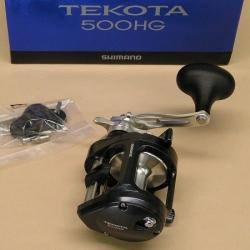 Shimano Tekota 501 HG (LH)