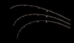 Zeck Vertical Spin 217 cm- 180g